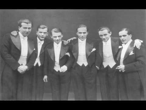 Comedian Harmonists - In der Bar zum Krokodil