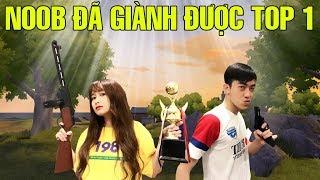NOOB Mai Quỳnh Anh ĐÃ GIÀNH ĐƯỢC TOP 1 | CrisDevilGamer HƯỚNG DẪN NOOB CHƠI GAME