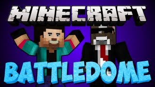 Minecraft BATTLE DOME Vs Bajan Canadian and More