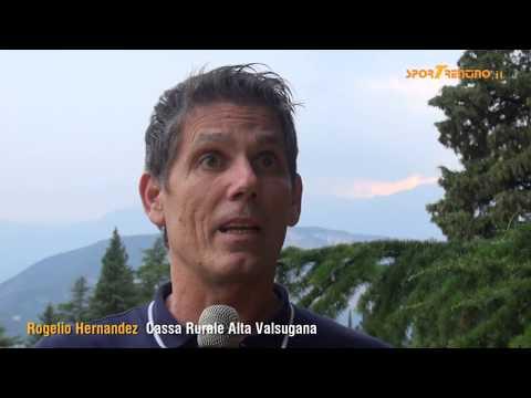 Copertina video Rogelio Hernandez (Alta Valsugana)