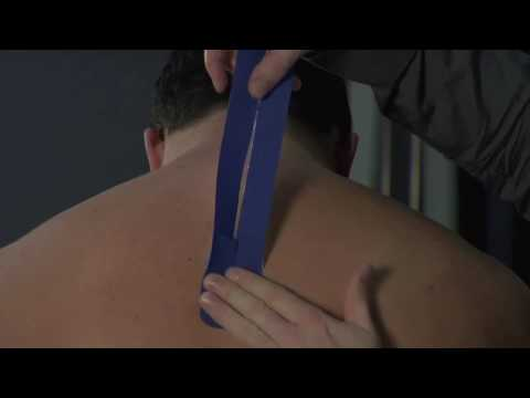 KT Tape: Neck Pain