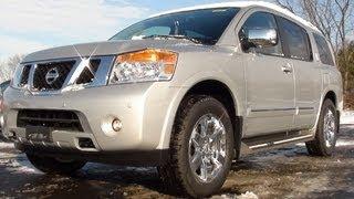 MVS - 2012 Nissan Armada Platinum videos