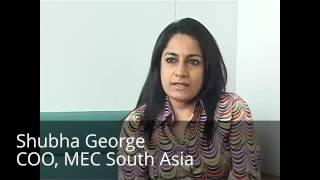Shubha George, COO, MEC South Asia