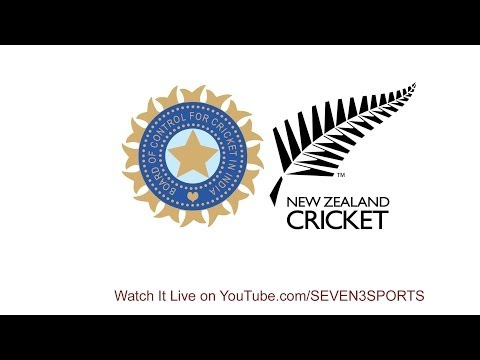 LIVE | India vs New Zealand | Day 3 | 1st Test | ANZ Test Series 2014