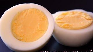 Aprende a cocer un huevo