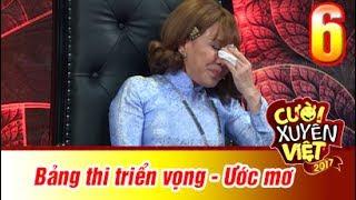 THVL   Cười xuyên Việt 2017 - Tập 6: Ước mơ - Trailer