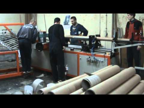 Masina za hilzne SMH 150/11+1, Paper core machine 150/11+1