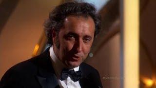Sorrentino Trionfa Ai Golden Globes Con La Grande Bellezza
