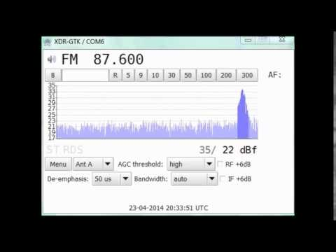 [MS] 23Apr14 Radio Tataouine, Zarzis, Tunisia 87.6 (2)