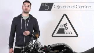 10 Mandamientos del motociclista