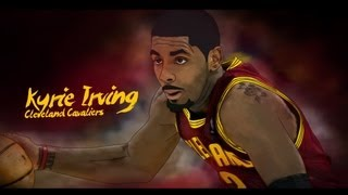 NBA 2K14 Kyrie Irving Crossover Mix
