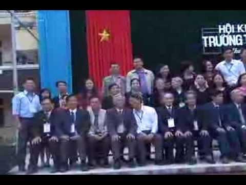 Hội khóa 1984-1987 trường Lê Quý Đôn tỉnh Thái Bình lần 1 ngày 16/11/2013
