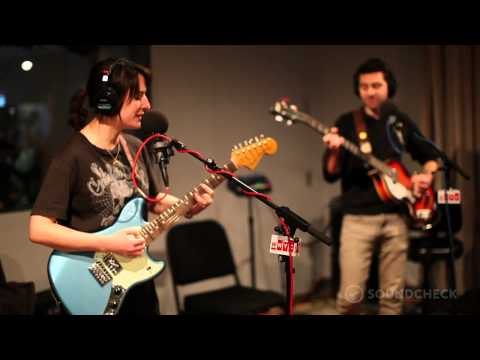 Thumbnail of video Hospitality: 'Going Out,' Live On Soundcheck