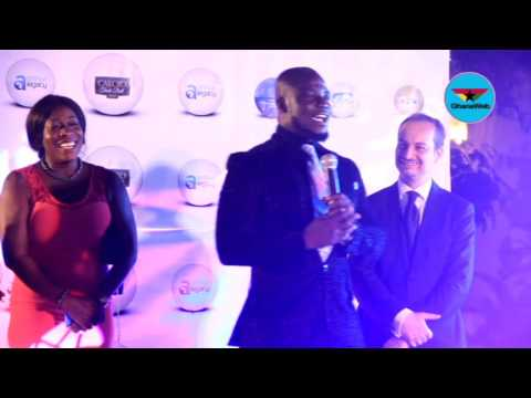 VIDEO: Former Juventus icon Stephen Appiah shares life experience at Calcio Trade Ball