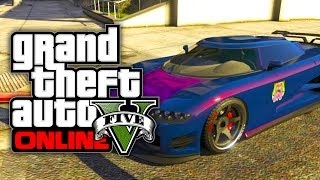 GTA 5 Online: Best Unique Pearlescent Paint Jobs (GTA V