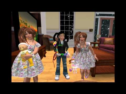Second Life's Kids Business Award 2012 Pre VIdeo Release Show is Dec 8th 2012