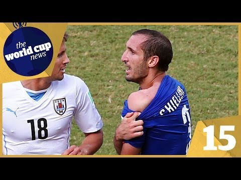 Luis Suarez bite, FIFA ban, Ghana news & USA vs Germany | Day 15 | World Cup Show