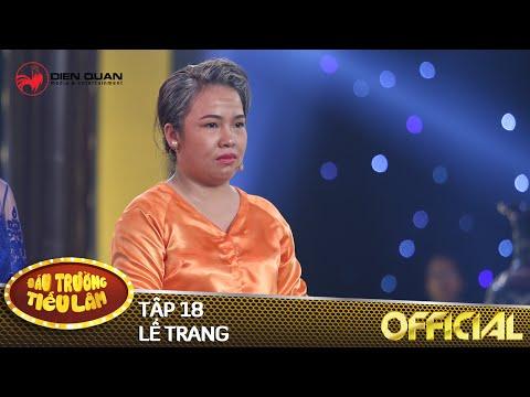 Đấu trường tiếu lâm | tập 18: Lê Trang đấu vật ngay trên sân khấu