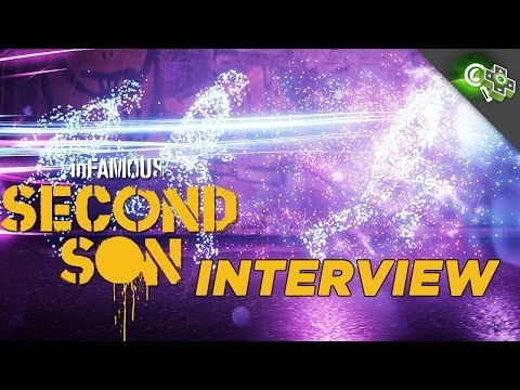 Sucker Punch on Infamous: Second Son: Leveraging the PS4, New Powers, and Destroying the Open World