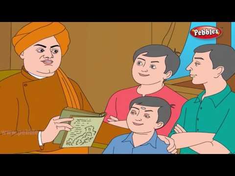 Swami Vivekananda Stories in Tamil   Tamil Stories for kids   Vivekananda Stories for Kids