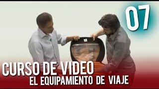 Vídeo: Equipamento de viaje