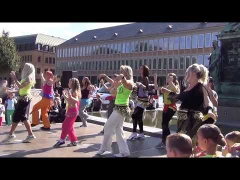 Zumba, kindertanz, Boollywood