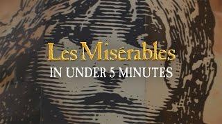 Les Misérables in Under 5 Minutes | Les Misérables Now on Broadway