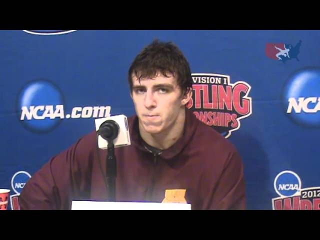 285-pound NCAA Champion Tony Nelson of Minnesota
