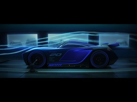 Auta 3 - filmový trailer
