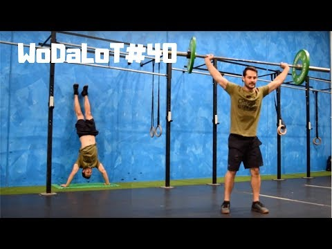 CrossFit Workout. BODE