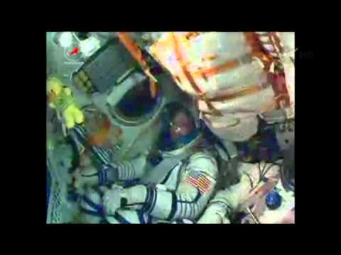 Expedition 39 Soyuz TMA-12M Launch NASA TV (read description)