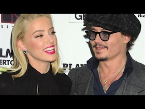 Amber Heard talks about relatiohship with Johnny Depp
