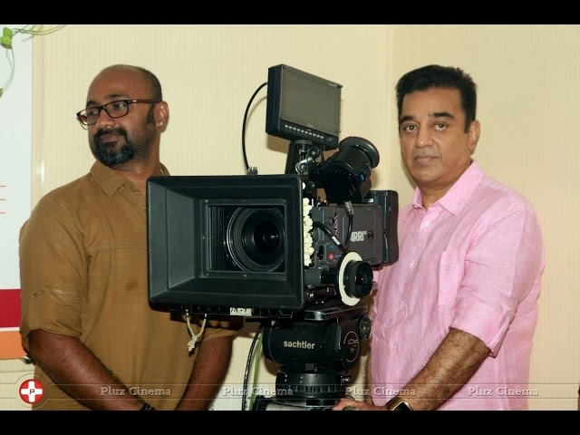 Problems after Kamal Haasan's Drishyam Tamil remake  Pooja function?