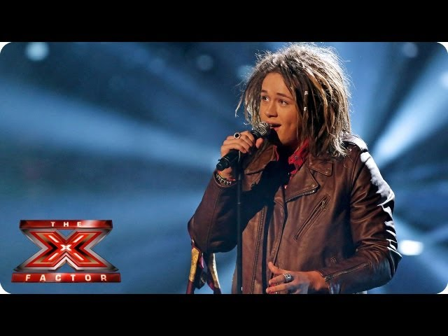 Luke Friend sings Your Song by Elton John - Live Week 6 - The X Factor 2013