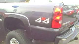 2005 Chevrolet Silverado 2500 HD Crew Cab 4X4 Off-Road Long Bed $23888 Stock#14179M videos