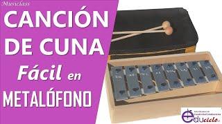 MUSICLASS CANCION DE CUNA METALOFONO.wmv