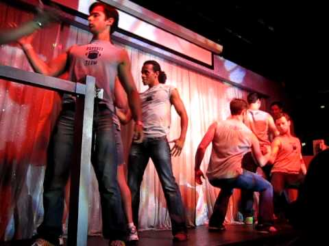Broadway Bares Preview - Fantasy Football Team