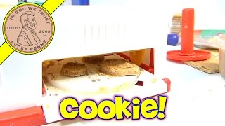 McDonald's Happy Meal Magic 1993 Cookie Maker Set - Making Cookies!