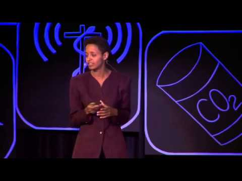 Fuel from the Air : Ethiopian Pr. Sossina Haile at TEDxBermuda