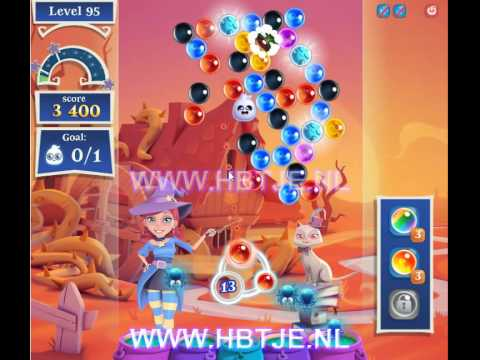 Bubble Witch Saga 2 level 95
