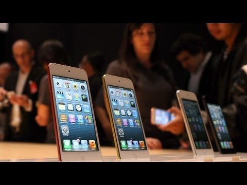 Apple's Asian market battle