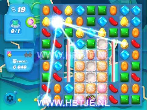 Candy Crush Soda Saga level 60