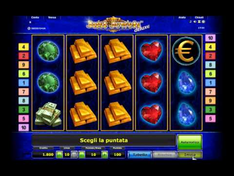 giochi online slot machine gratis