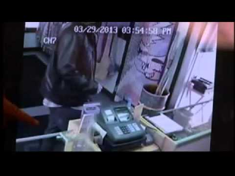 African American Business Owner s Surveillance Cam Catch Planting Evidence