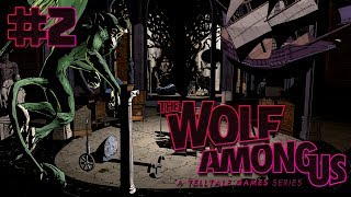 The Wolf Among Us - Part 2, No...Not FAITH!