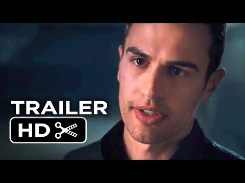 Divergent Winter Olympics Preview TRAILER (2014) - Shailene Woodley, Kate Winslet Movie HD