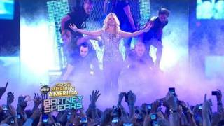 Britney Spears Performs 'Hold it Against Me' on 'GMA' (03.29.11) view on youtube.com tube online.