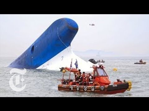 Times Minute 4/16/14 | South Korean Ferry Tragedy | The New York Times