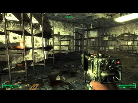 Mobius Radioactive: Fallout 3 - Shot up in the Super Duper Mart - Fall 8