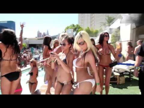 Wet Republic, Las Vegas Pool Parties - Unravel Travel TV